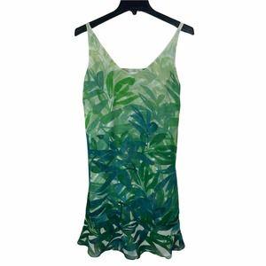 Cabi Tropical Castaway Dress